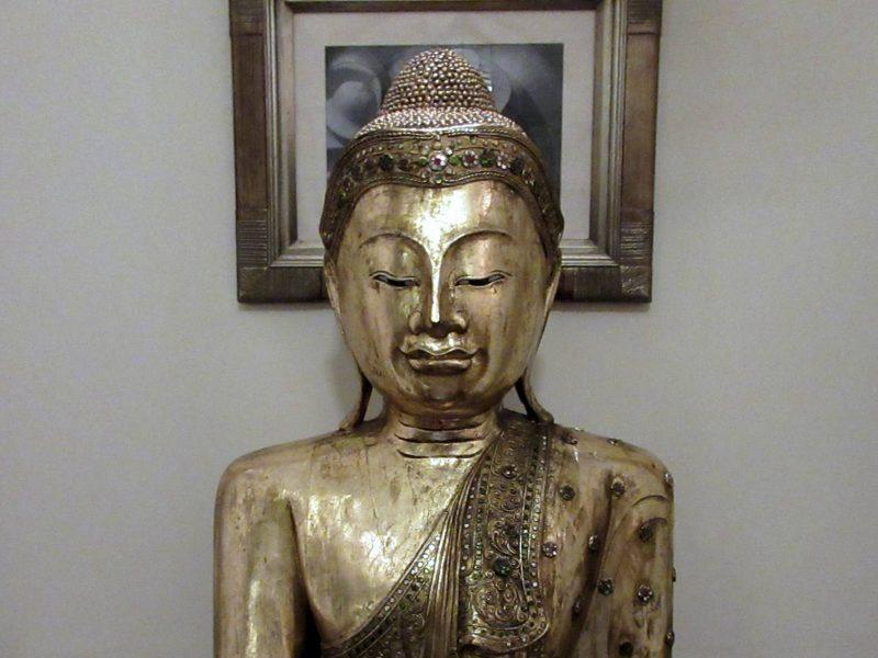 Chaophraya Glasgow - Buddha