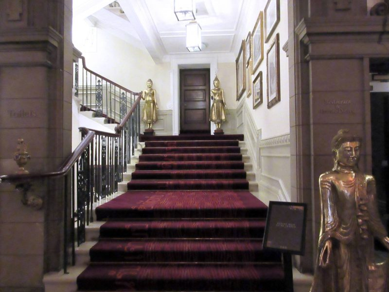 Chaophraya Glasgow - Staircase