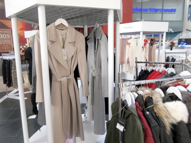Silverburn Your5 Autumn/Winter style event - coats