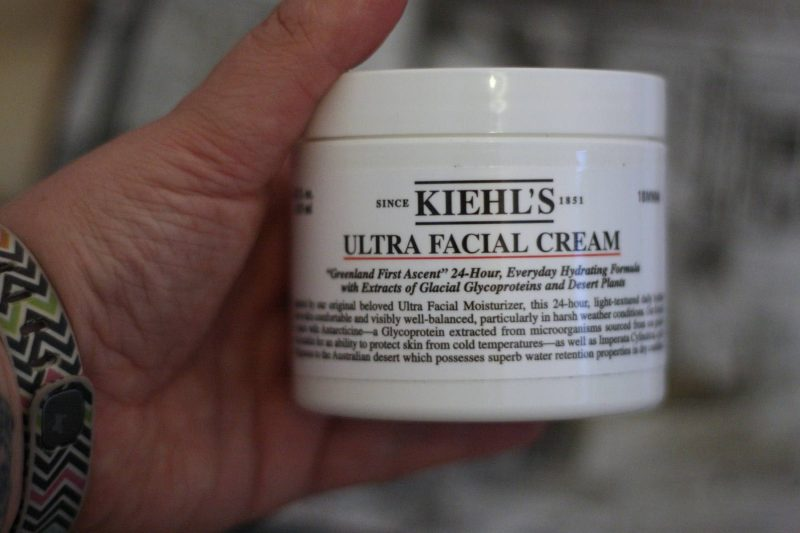 Kiehl's Ultra Facial Cream MTV Staying Alive Foundation charity collaboration 2016