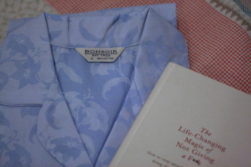 Bonsoir of London pyjamas review