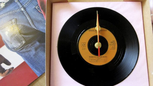 Vinyl Clocks - Christmas gifts for music lovers