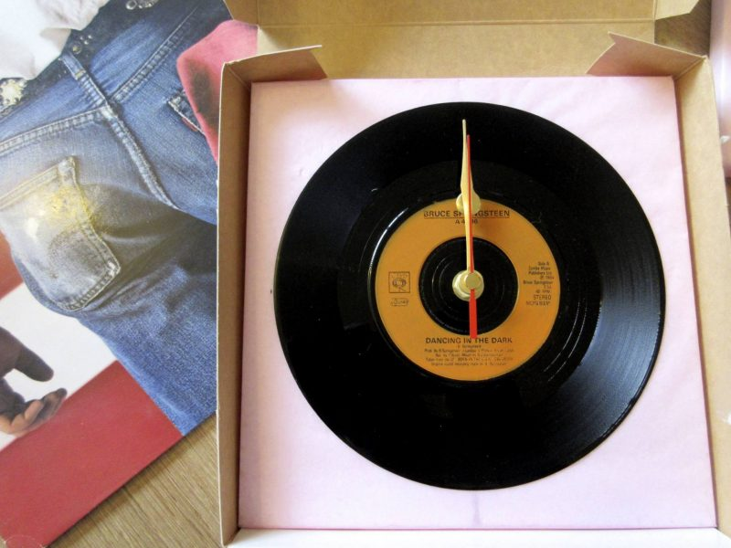Vinyl Clocks - Christmas gifts for music lovers