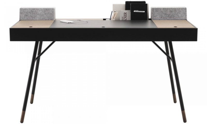 Home office makeover - BoConcept Cupertino desk