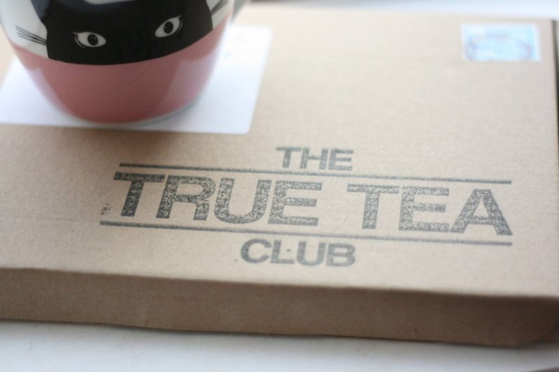 True Tea Club subscription box review