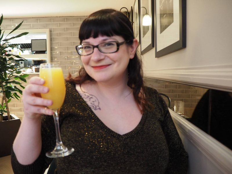 The Larder Bearsden review: Sunday mimosas