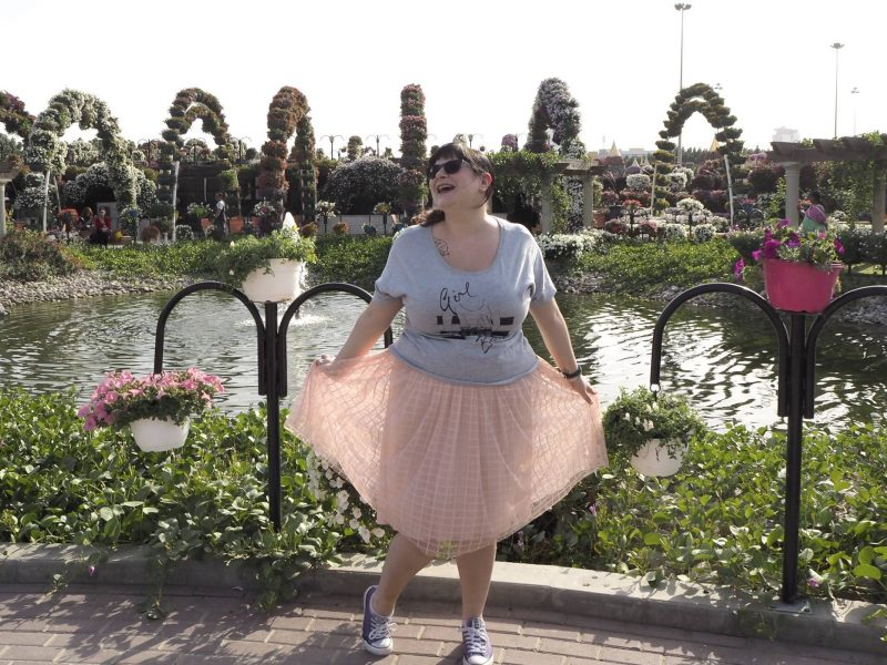 Six ridiculous things to do in Dubai - Dubai Miracle Garden