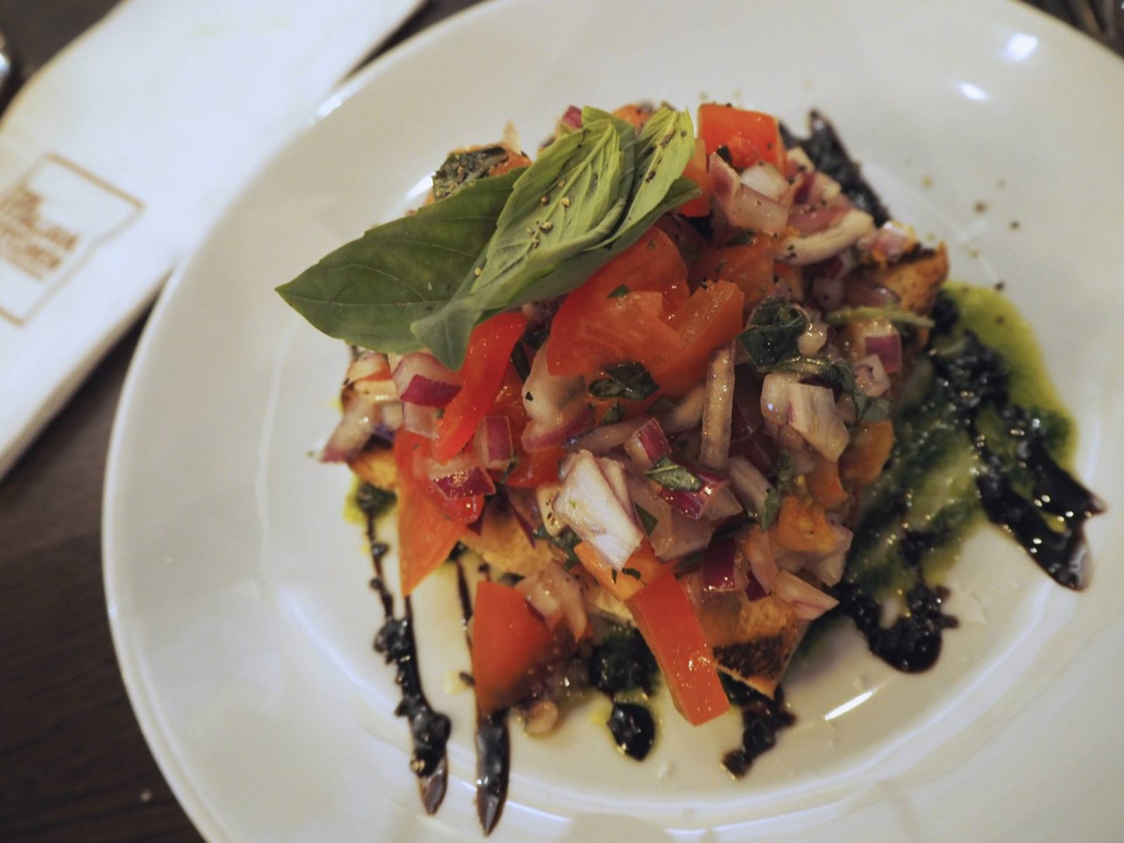 glasgow eats: the italian kitchen;