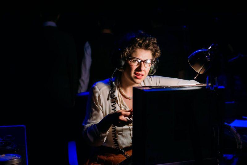 Daphne Oram's Wonderful World of Sound - Isobel McArthur as Daphne Oram