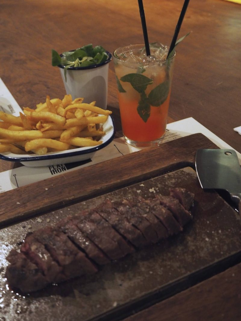 36 hours in London - Flat Iron Steak, Shoreditch