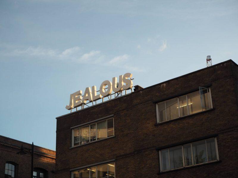 36 hours in London - Jealous, Shoreditch