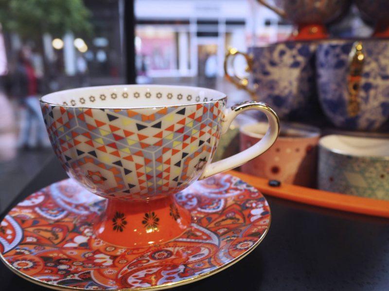 T2 Glasgow tea shop review