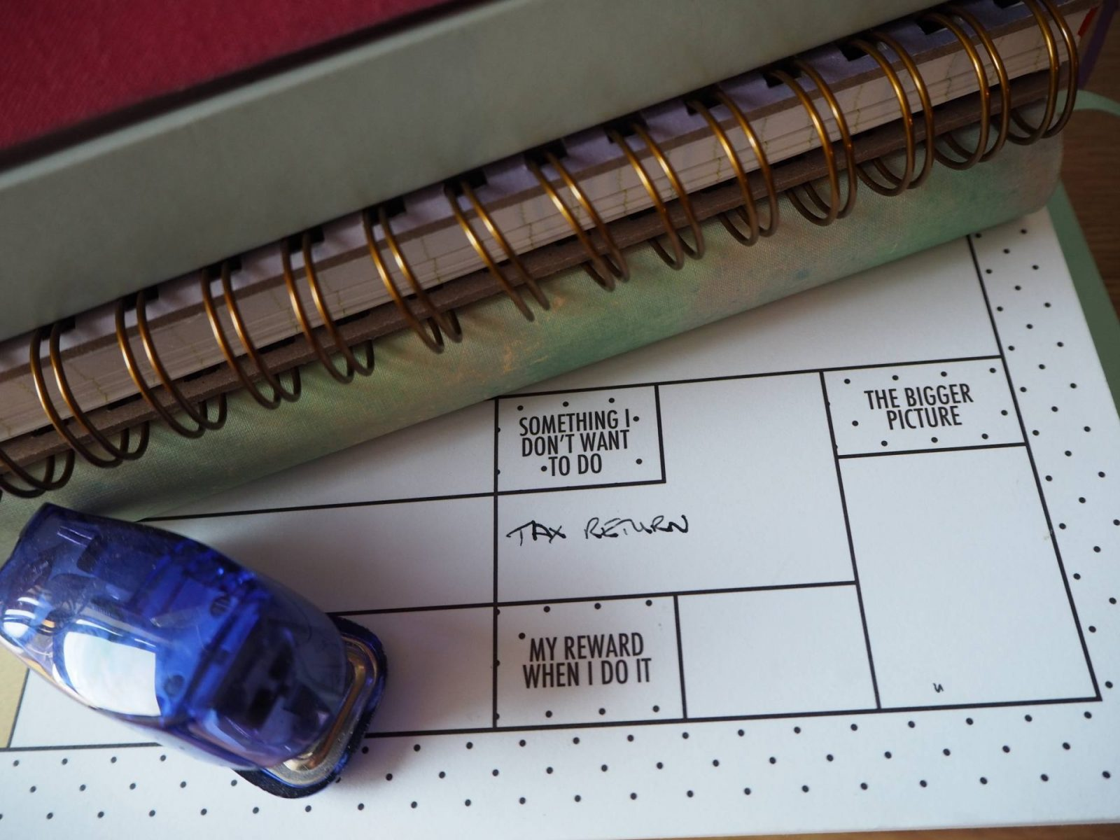 freelance mondays: getting organised with the works;