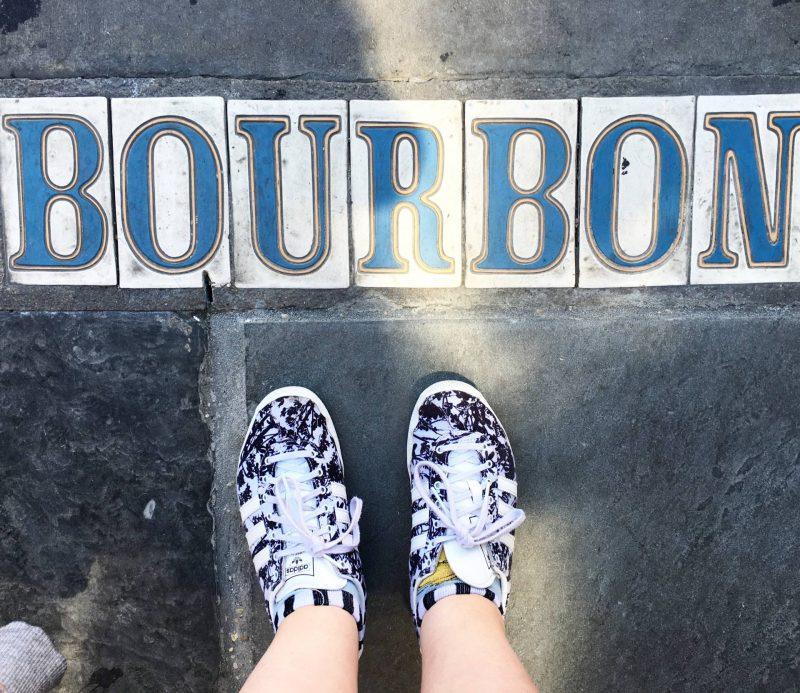 Bourbon Street, New Orleans, September 2016