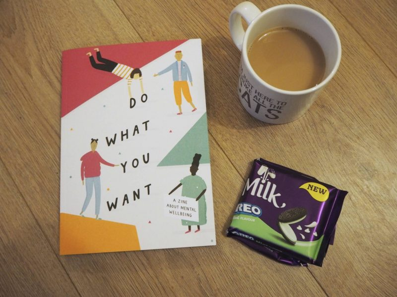 Culture Consumption May 2017: Do What You Want zine Ruby Tandoh Leah Pritchard (ed)