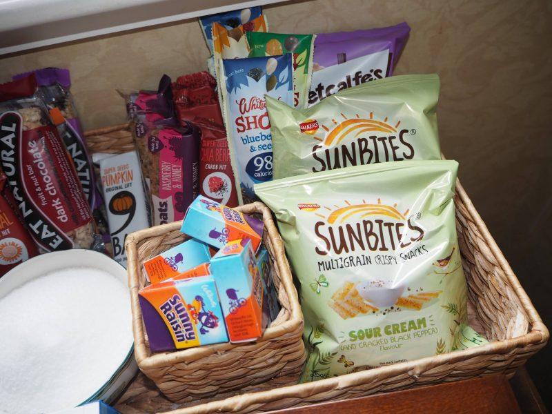 Cherrybank Dental Spa - snacks