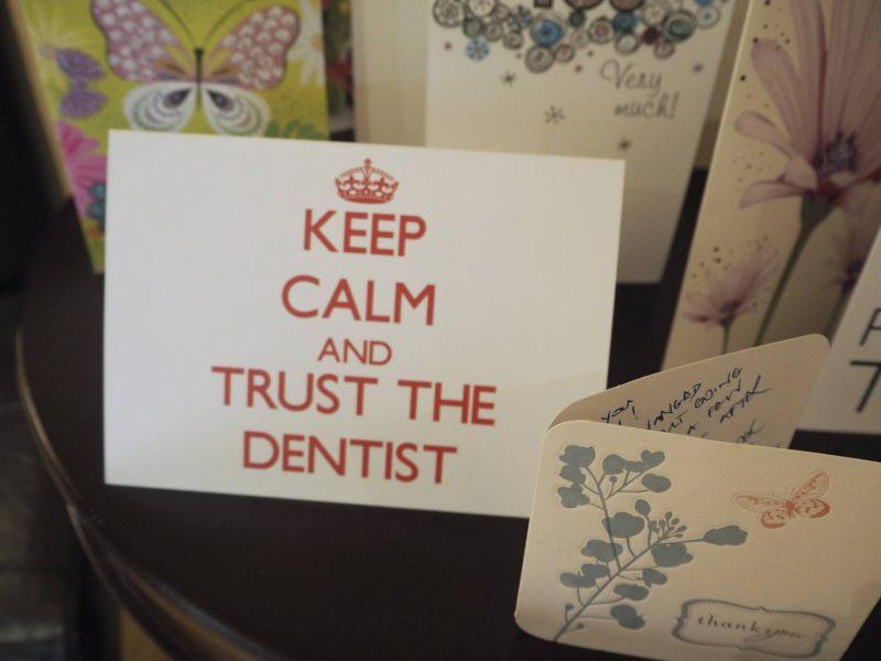 Cherrybank Dental Spa - Keep Calm and Trust the Dentist