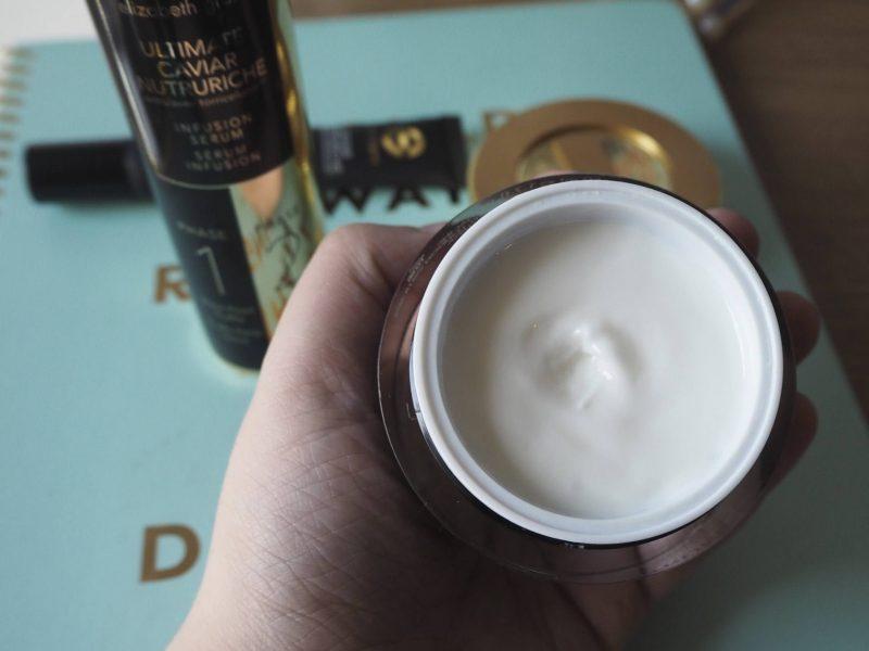 Elizabeth Grant Caviar Nutruriche skincare review