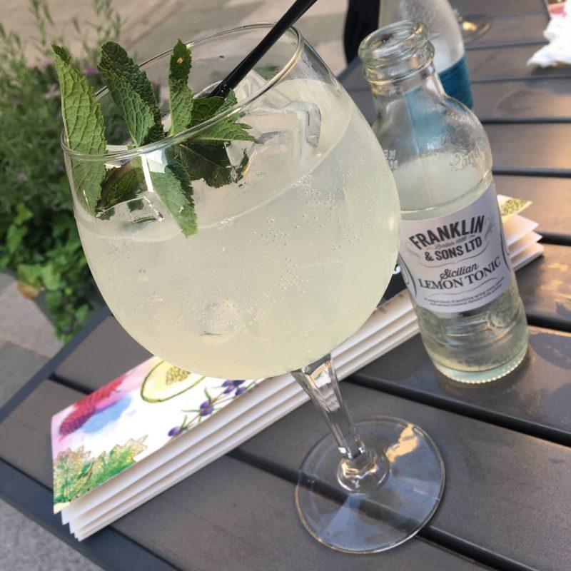 Culture Consumption June 2017 - Lussa gin and Sicilian lemon tonic