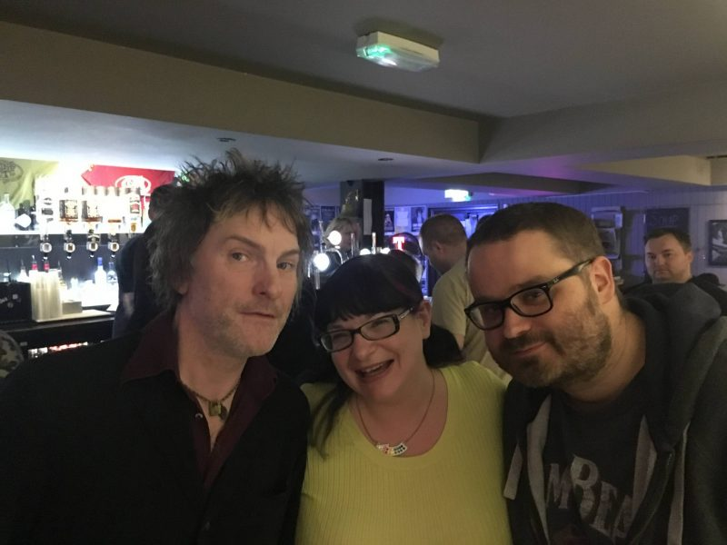Culture Consumption June 2017 - with Tommy Stinson at King Tut's, Glasgow