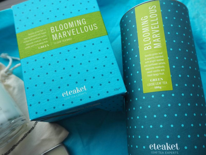 Eteaket Edinburgh tea blooming marvellous collection