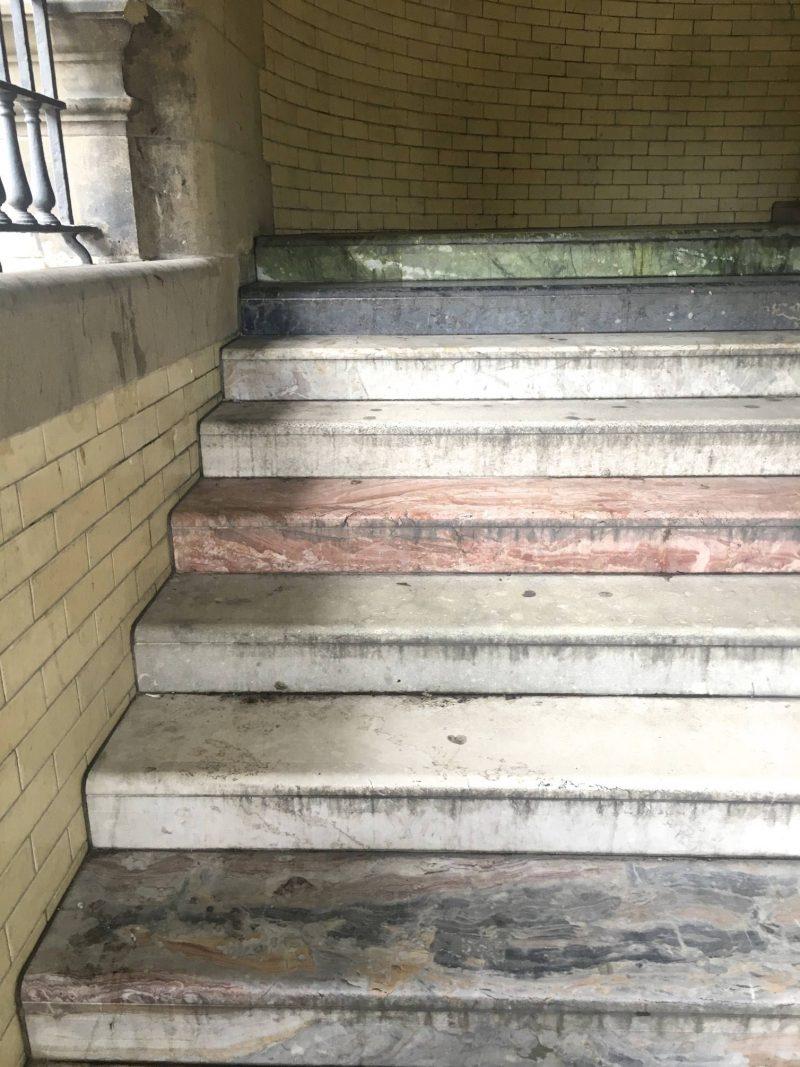 Scotsman Steps - Martin Creed - Edinburgh