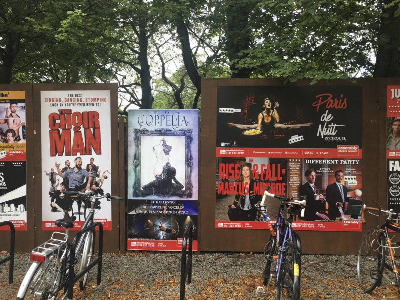 Edinburgh Fringe 2017 - Assembly George Square