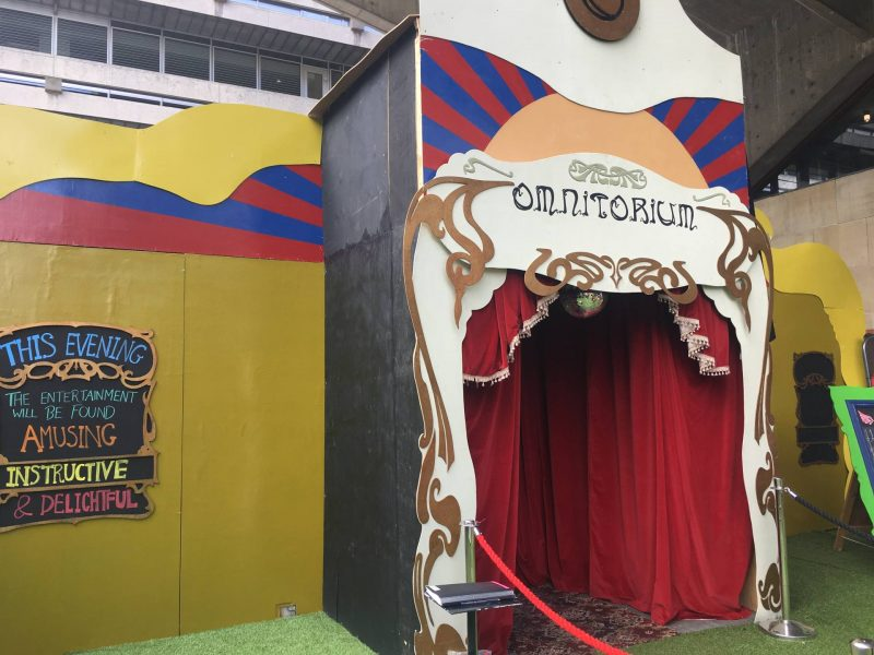 Edinburgh Fringe 2017 - Assembly Omnitorium