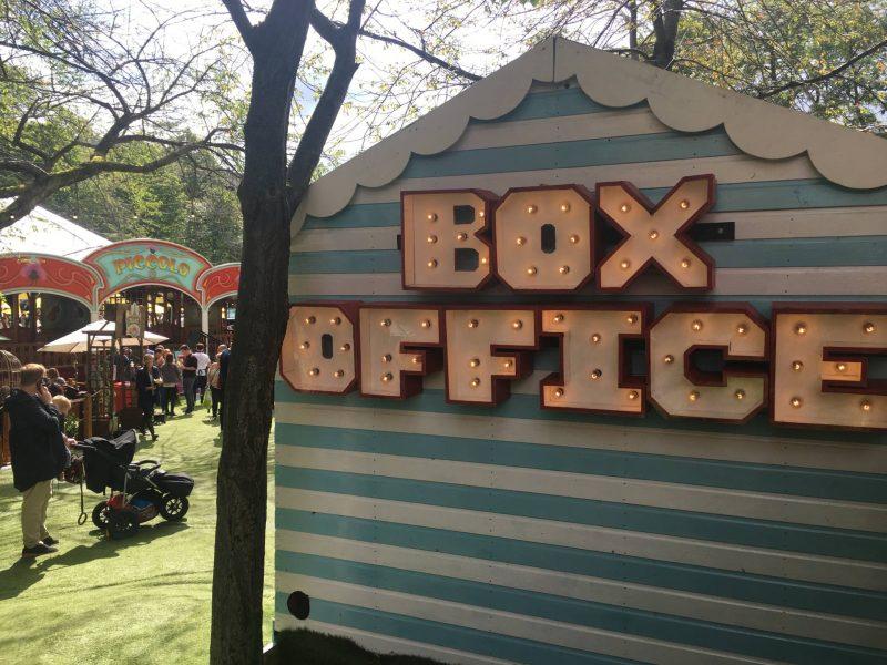 Edinburgh Fringe 2017 - Assembly Box Office