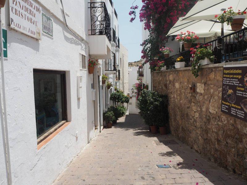Mojacar Old Town