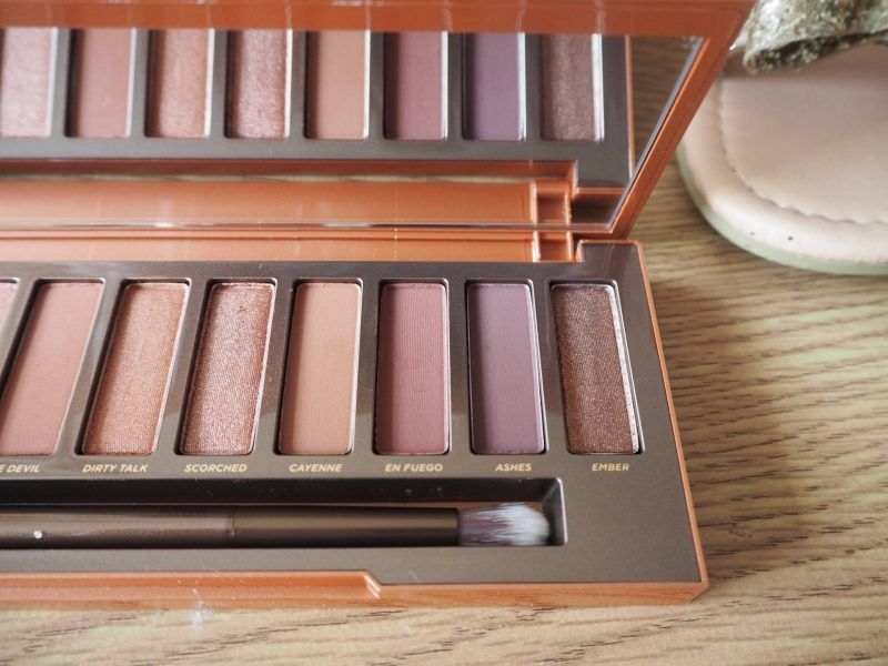 Yet another Urban Decay: Naked Heat palette review