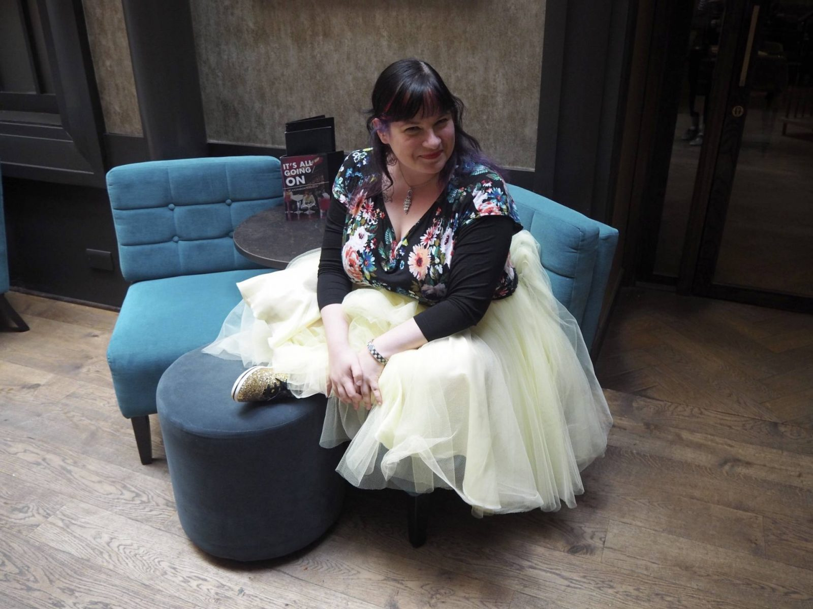 Wingz fashion sleeves review, plus afternoon tea at Malmaison, Glasgow