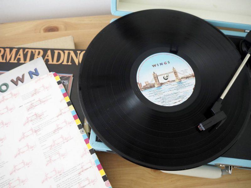 The Retro Store vinyl record retro box giveaway