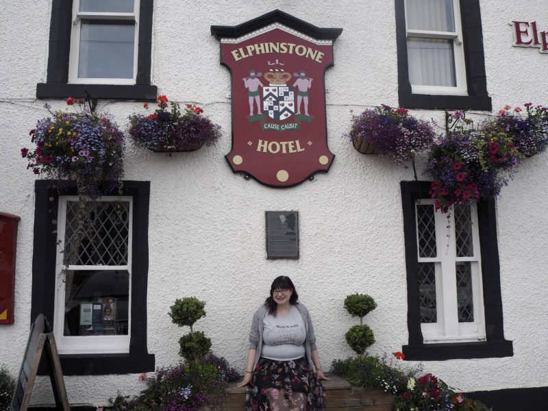 The Elphinstone Hotel Biggar review