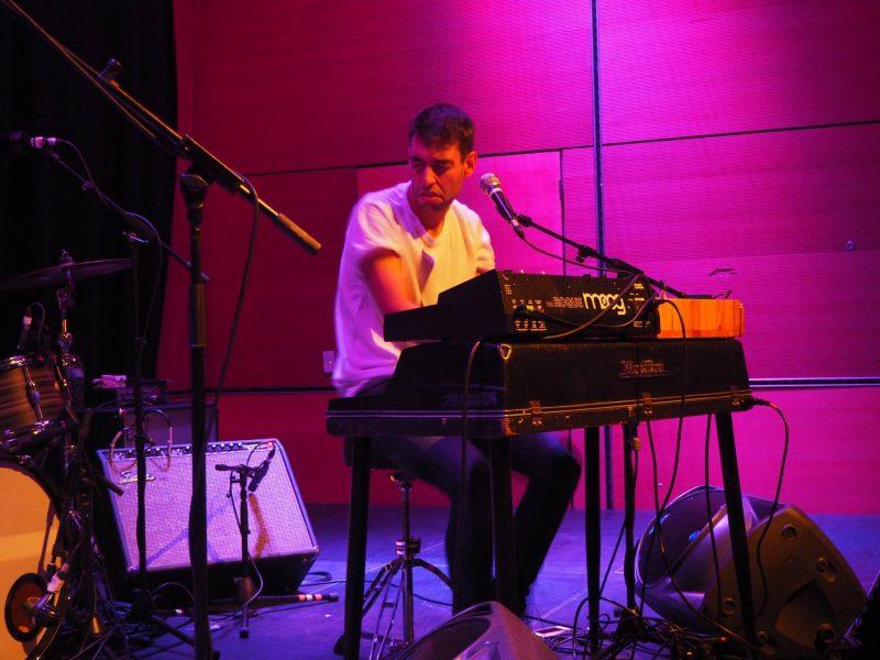 Leif Vollebekk, CCA, Glasgow, 9th September