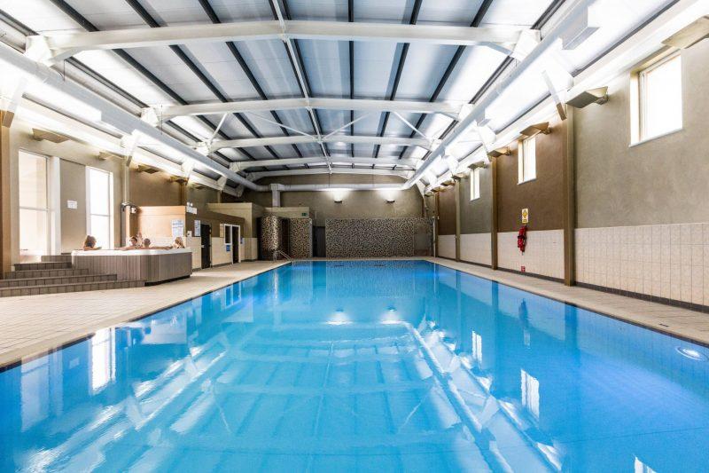 Gleddoch Spa review - Imperia Spa Pool