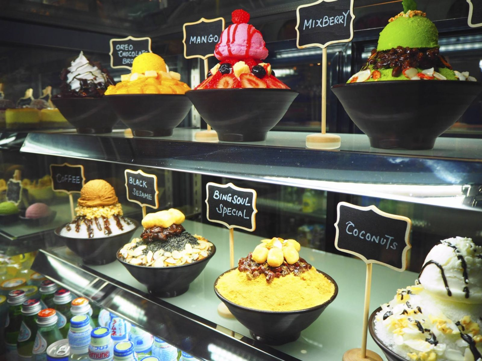 cake dates: glasgow's new sweet-toothed scene;