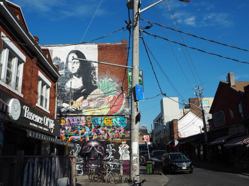 A walking tour of Toronto - Kensington Market