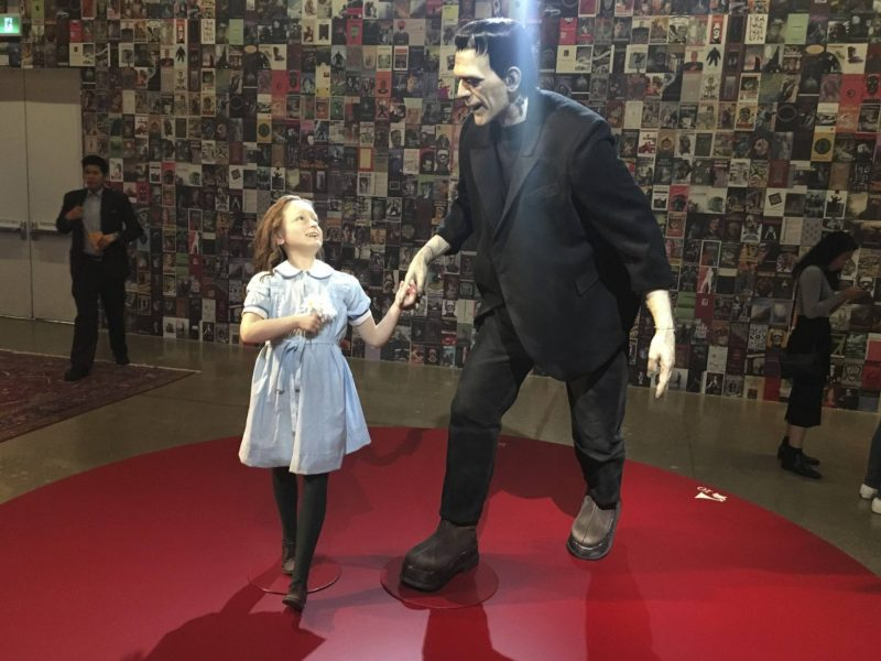 Things to do in Toronto - Frankenstein's Monster and Maria, At Home with Monsters, Art Gallery of Ontario