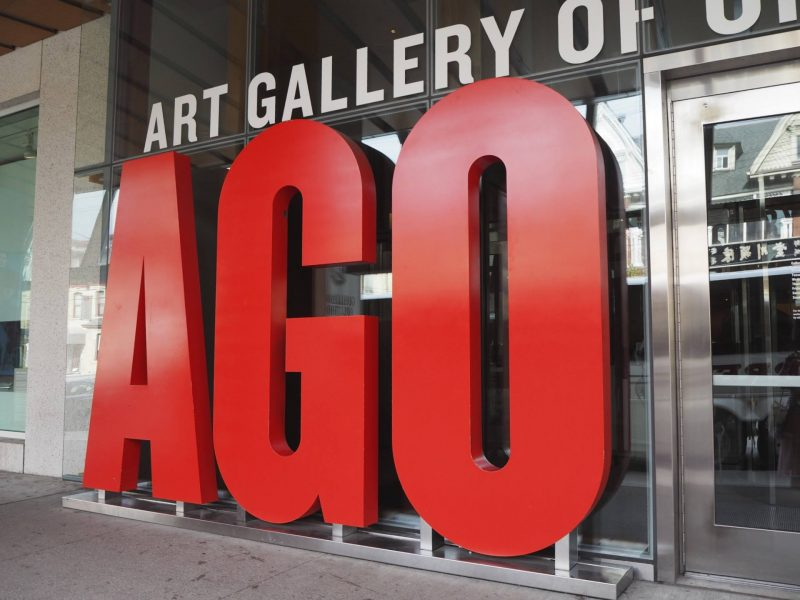 Things to do in Toronto - Art Gallery of Ontario