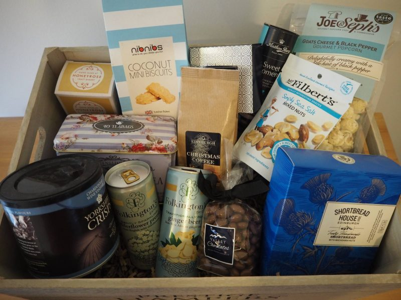 Prestige Hampers - Christmas Sky hamper review