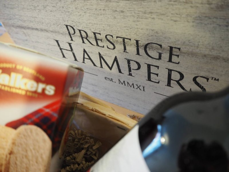 Prestige Hampers Christmas hampers review