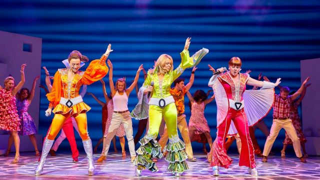 Mamma Mia! at Theatre Royal, Glasgow
