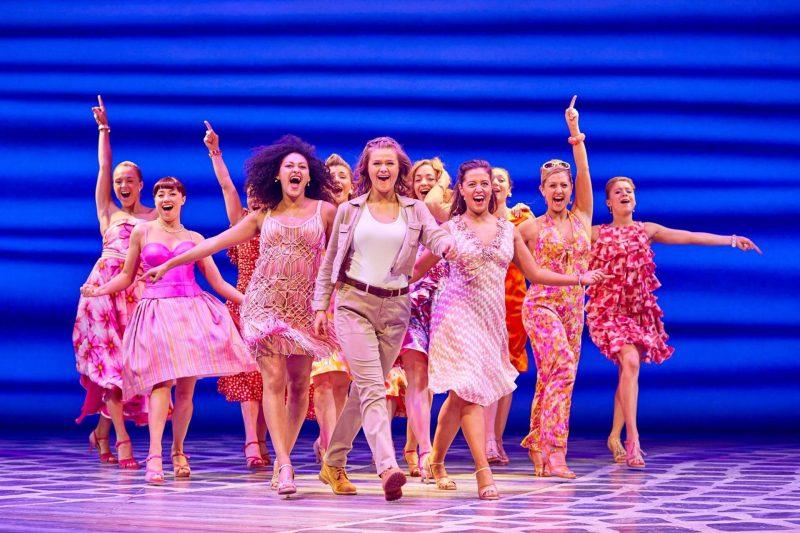 Mamma Mia! at Theatre Royal, Glasgow