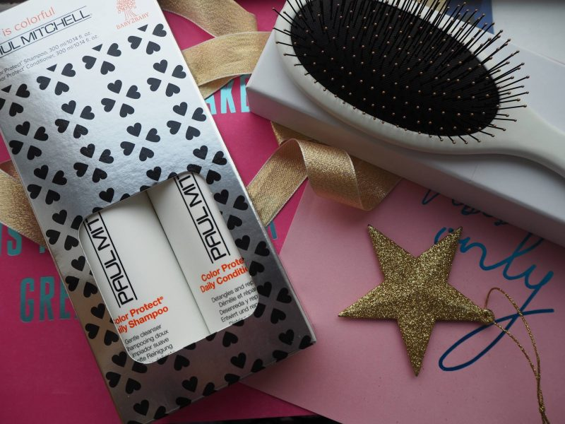 Christmas beauty gift guide - Paul Mitchell and Marula Oil brushes