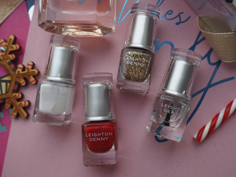 Christmas beauty gift guide - Leighton Denny
