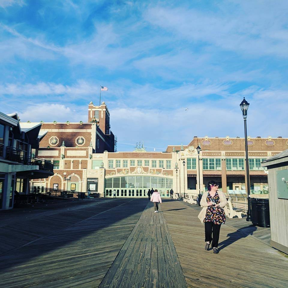(seasons) greetings from asbury park, nj;