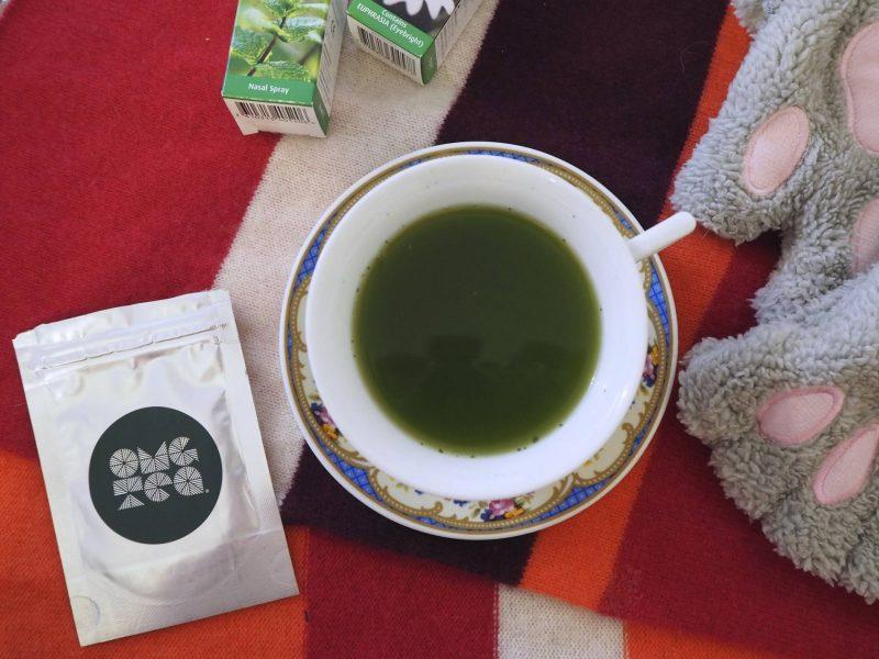 Be your best self: OMG Tea matcha