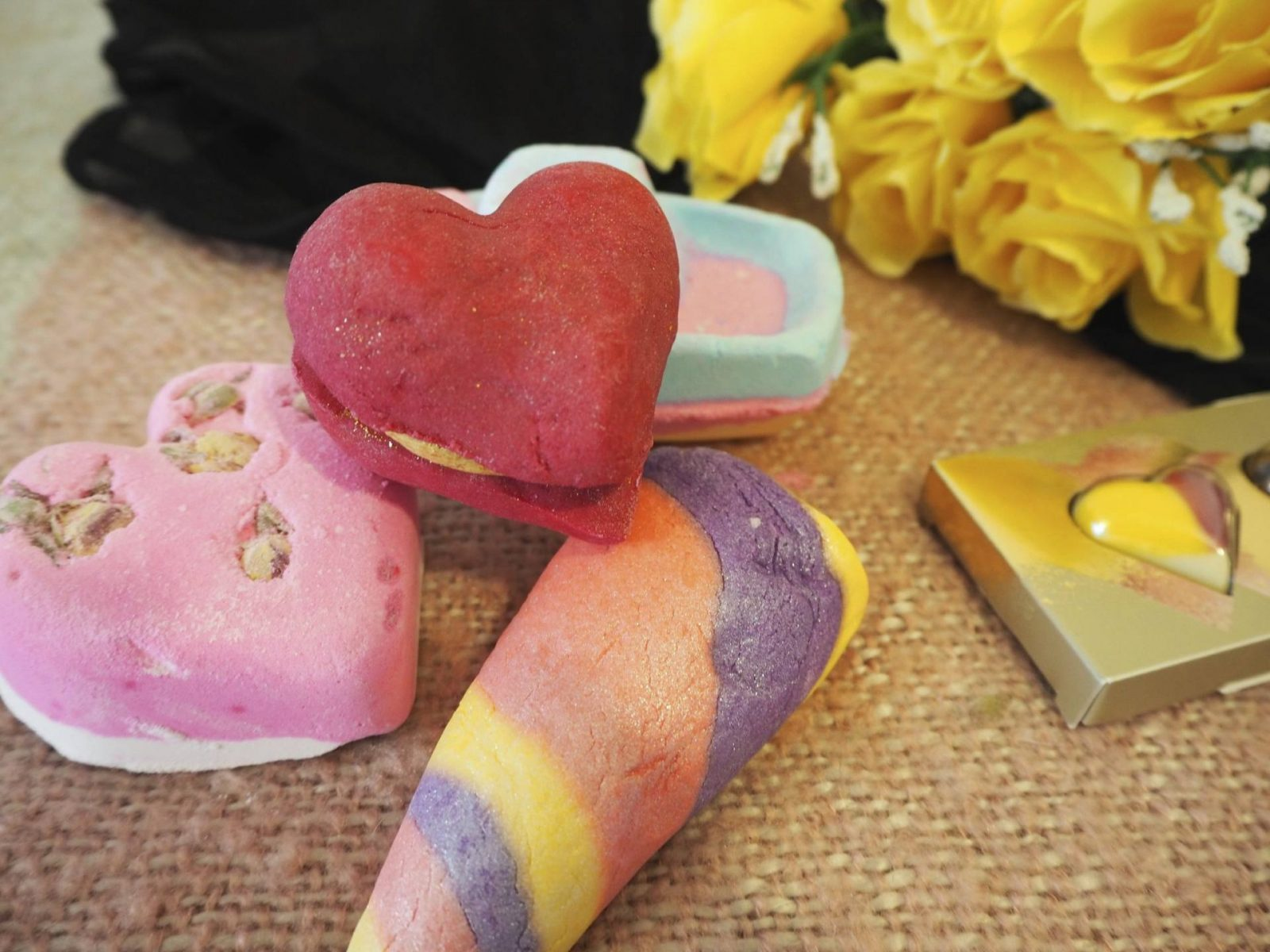 Lush Valentines 2018 collection