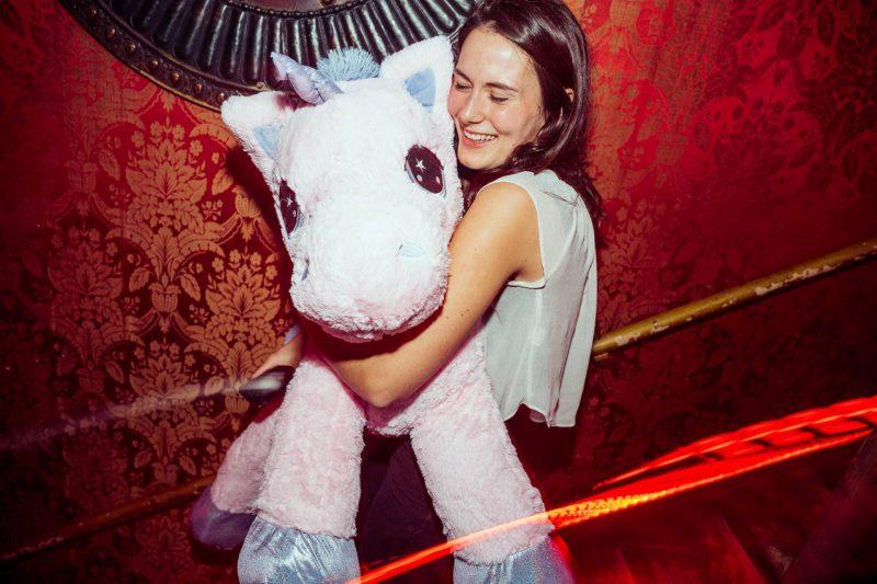 Bongo's Bingo - win a pink unicorn!